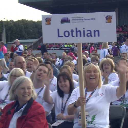Special Olympics 40 Years Anniversary Stirling Scotland Video Production